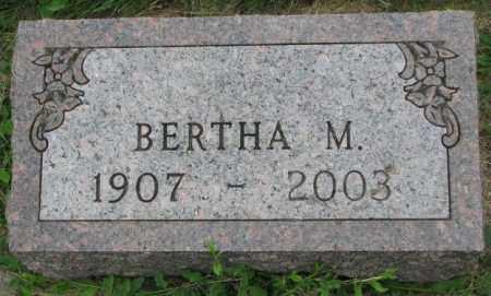 SCHIFERL, BERTHA M. - Yankton County, South Dakota | BERTHA M. SCHIFERL - South Dakota Gravestone Photos