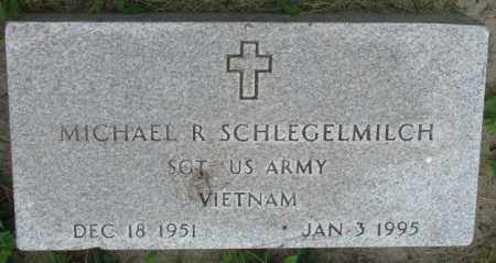 SCHLEGELMILCH, MICHAEL R. - Yankton County, South Dakota | MICHAEL R. SCHLEGELMILCH - South Dakota Gravestone Photos