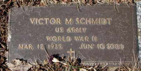SCHMIDT, VICTOR M. - Yankton County, South Dakota | VICTOR M. SCHMIDT - South Dakota Gravestone Photos