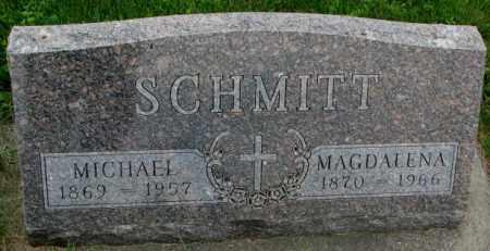 SCHMITT, MAGDALENA - Yankton County, South Dakota | MAGDALENA SCHMITT - South Dakota Gravestone Photos