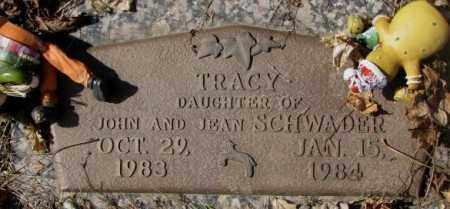 SCHWADER, TRACY - Yankton County, South Dakota | TRACY SCHWADER - South Dakota Gravestone Photos