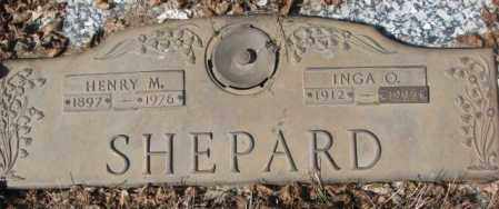 SHEPARD, HENRY M. - Yankton County, South Dakota | HENRY M. SHEPARD - South Dakota Gravestone Photos