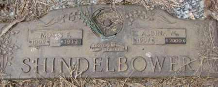 SHINDELBOWER, MOSES F. - Yankton County, South Dakota | MOSES F. SHINDELBOWER - South Dakota Gravestone Photos