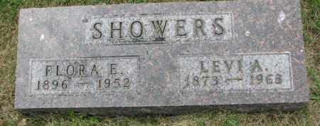 SHOWERS, LEVI A. - Yankton County, South Dakota | LEVI A. SHOWERS - South Dakota Gravestone Photos