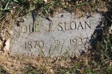 SLOAN, OLE J. - Yankton County, South Dakota | OLE J. SLOAN - South Dakota Gravestone Photos