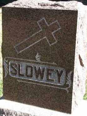 SLOWEY, FAMILY STONE - Yankton County, South Dakota | FAMILY STONE SLOWEY - South Dakota Gravestone Photos