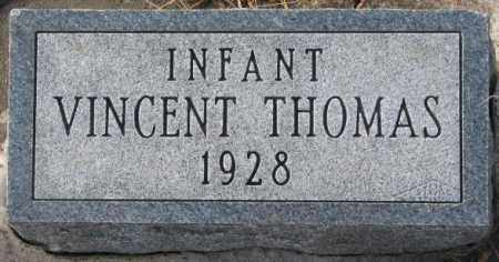 SLOWEY, VINCENT THOMAS - Yankton County, South Dakota | VINCENT THOMAS SLOWEY - South Dakota Gravestone Photos