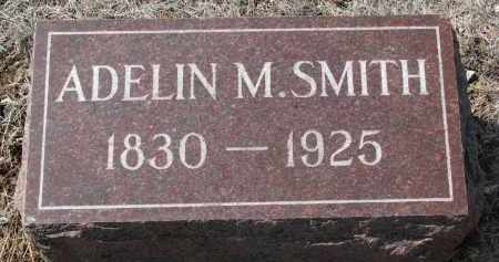 SMITH, ADELIN M. - Yankton County, South Dakota | ADELIN M. SMITH - South Dakota Gravestone Photos