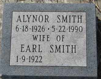 SMITH, ALYNOR - Yankton County, South Dakota | ALYNOR SMITH - South Dakota Gravestone Photos