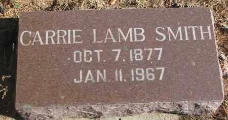SMITH, CARRIE - Yankton County, South Dakota | CARRIE SMITH - South Dakota Gravestone Photos