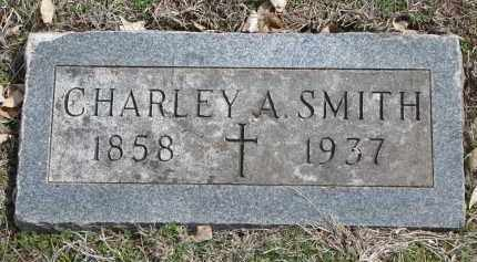 SMITH, CHARLEY A. - Yankton County, South Dakota | CHARLEY A. SMITH - South Dakota Gravestone Photos