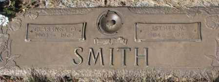 SMITH, ESTHER M. - Yankton County, South Dakota | ESTHER M. SMITH - South Dakota Gravestone Photos