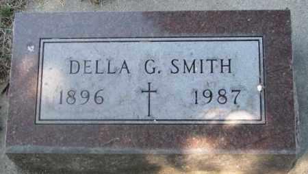 SMITH, DELLA G. - Yankton County, South Dakota | DELLA G. SMITH - South Dakota Gravestone Photos