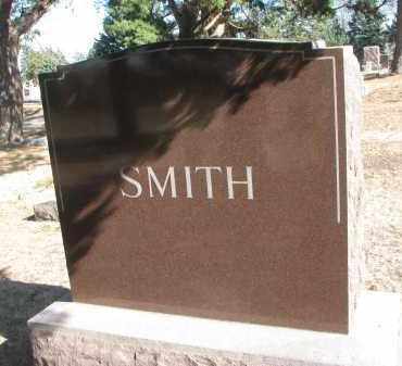 SMITH, FAMILY STONE - Yankton County, South Dakota | FAMILY STONE SMITH - South Dakota Gravestone Photos