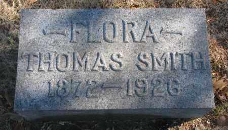 SMITH, FLORA - Yankton County, South Dakota | FLORA SMITH - South Dakota Gravestone Photos