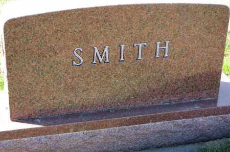 SMITH, FAMILY STONE - Yankton County, South Dakota | FAMILY STONE SMITH - South Dakota Gravestone Photos