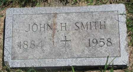 SMITH, JOHN H. - Yankton County, South Dakota | JOHN H. SMITH - South Dakota Gravestone Photos