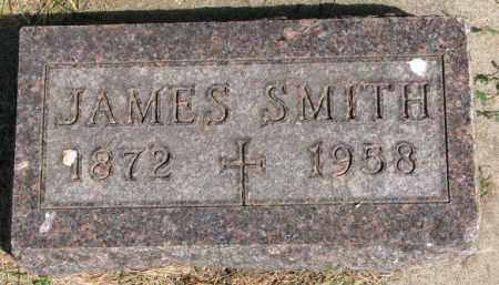 SMITH, JAMES - Yankton County, South Dakota | JAMES SMITH - South Dakota Gravestone Photos