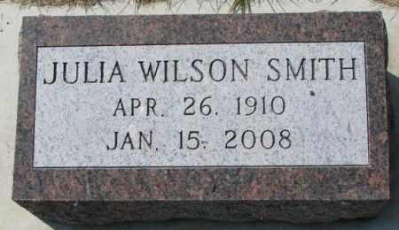 SMITH, JULIA - Yankton County, South Dakota | JULIA SMITH - South Dakota Gravestone Photos