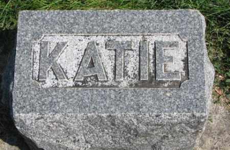 SMITH, KATIE - Yankton County, South Dakota | KATIE SMITH - South Dakota Gravestone Photos