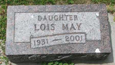SMITH, LOIS MAY - Yankton County, South Dakota | LOIS MAY SMITH - South Dakota Gravestone Photos