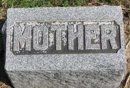 SMITH, MOTHER - Yankton County, South Dakota | MOTHER SMITH - South Dakota Gravestone Photos