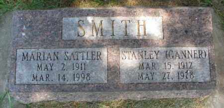 SMITH, STANLEY - Yankton County, South Dakota | STANLEY SMITH - South Dakota Gravestone Photos