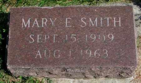 SMITH, MARY E. - Yankton County, South Dakota | MARY E. SMITH - South Dakota Gravestone Photos