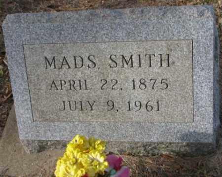 SMITH, MADS - Yankton County, South Dakota | MADS SMITH - South Dakota Gravestone Photos
