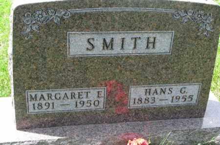 SMITH, MARGARET E. - Yankton County, South Dakota | MARGARET E. SMITH - South Dakota Gravestone Photos