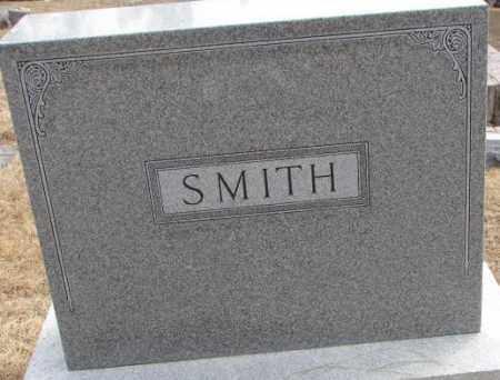 SMITH, PLOT - Yankton County, South Dakota   PLOT SMITH - South Dakota Gravestone Photos
