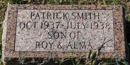 SMITH, PATRICK - Yankton County, South Dakota | PATRICK SMITH - South Dakota Gravestone Photos