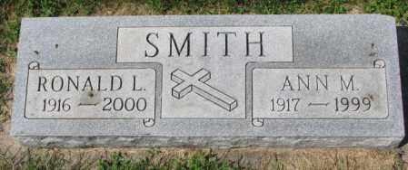 SMITH, ANN M. - Yankton County, South Dakota | ANN M. SMITH - South Dakota Gravestone Photos