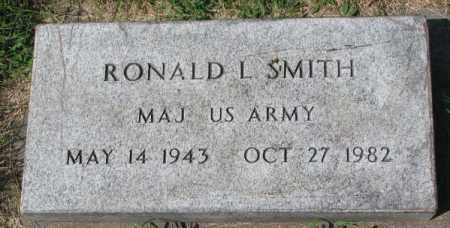 SMITH, RONALD L. (MILITARY) - Yankton County, South Dakota | RONALD L. (MILITARY) SMITH - South Dakota Gravestone Photos