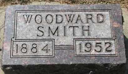 SMITH, WOODWARD - Yankton County, South Dakota | WOODWARD SMITH - South Dakota Gravestone Photos