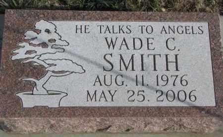 SMITH, WADE C. - Yankton County, South Dakota | WADE C. SMITH - South Dakota Gravestone Photos