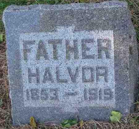 SOISETH, HALVOR - Yankton County, South Dakota | HALVOR SOISETH - South Dakota Gravestone Photos