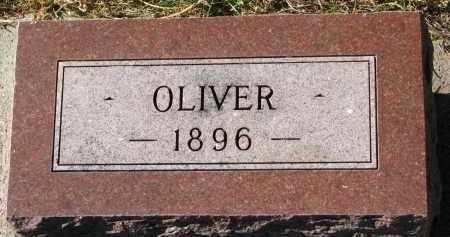 SOLEM, OLIVER - Yankton County, South Dakota | OLIVER SOLEM - South Dakota Gravestone Photos