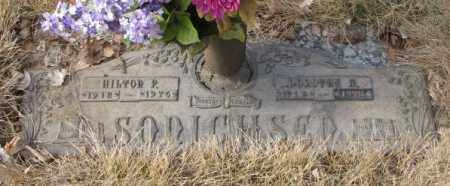 SONICHSEN, HILTON P. - Yankton County, South Dakota   HILTON P. SONICHSEN - South Dakota Gravestone Photos