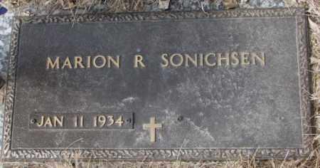 SONICHSEN, MARION R. - Yankton County, South Dakota | MARION R. SONICHSEN - South Dakota Gravestone Photos