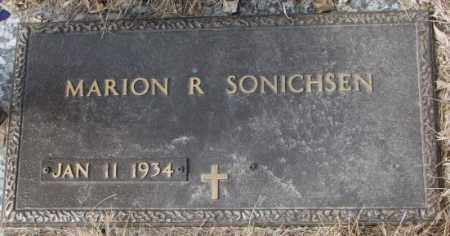 SONICHSEN, MARION R. - Yankton County, South Dakota | MARION R. SONICHSEN - South Dakota Gravestone Photos