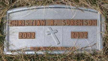 SORENSON, CHRISTIAN R. - Yankton County, South Dakota | CHRISTIAN R. SORENSON - South Dakota Gravestone Photos