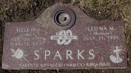 SPARKS, LEONA M. - Yankton County, South Dakota   LEONA M. SPARKS - South Dakota Gravestone Photos