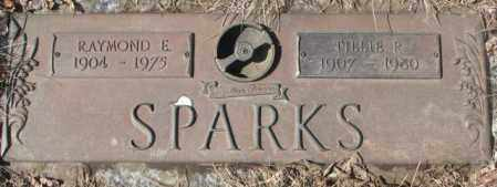 SPARKS, TILLIE R. - Yankton County, South Dakota | TILLIE R. SPARKS - South Dakota Gravestone Photos