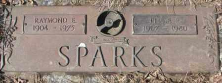 SPARKS, RAYMOND E. - Yankton County, South Dakota | RAYMOND E. SPARKS - South Dakota Gravestone Photos