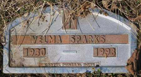 SPARKS, VELMA - Yankton County, South Dakota | VELMA SPARKS - South Dakota Gravestone Photos