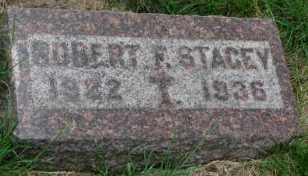 STACEY, ROBERT F. - Yankton County, South Dakota | ROBERT F. STACEY - South Dakota Gravestone Photos