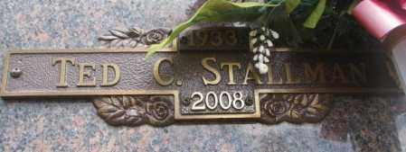 STALLMAN, TED C. - Yankton County, South Dakota | TED C. STALLMAN - South Dakota Gravestone Photos
