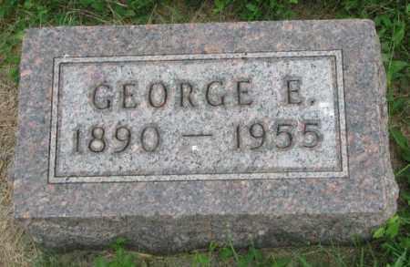 STANAGE, GEORGE B. - Yankton County, South Dakota | GEORGE B. STANAGE - South Dakota Gravestone Photos