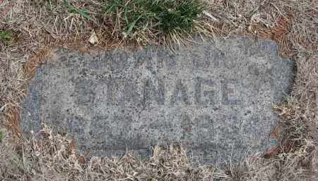 STANAGE, JOHN J. - Yankton County, South Dakota | JOHN J. STANAGE - South Dakota Gravestone Photos